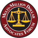 Multi Million Dollar Advocates Forum Icon